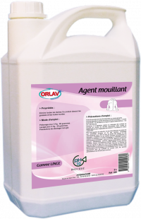 Additif détachant Agent Mouillant - ORLAV - HYDRACHIM - 5L