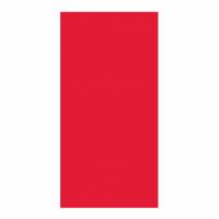 """Serviettes """"double-point"""" - GARCIA DE POU - 40x40 - Rouge"""