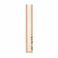 """Sachet pour pains avec fenêtre """"classic"""" - GARCIA DE POU - 60cm"""