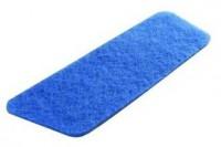 Semelle bleue fibres polyester/polyamide MULTINET