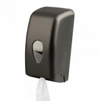 Distributeur essuie-mains mini barril - NOIR MAT ABS - GARCIA DE POU
