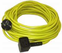 Cable jaune SANS PLUG - 3x1.5mm - 15m - NUMATIC