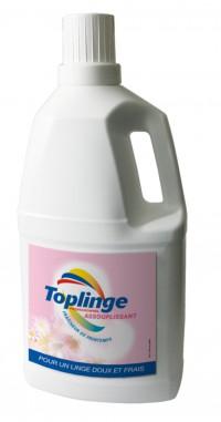 Assouplissant textile - TOPLINGE - 5L