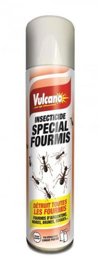 Insecticide VULCANO Fourmis aérosol 400 ml-ORCAD-
