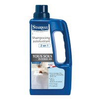 Nettoyant Shampooing Auto-lustrant - STARWAX - 1L