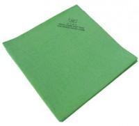 Sachet 5 x Micro-Fibre-Non-Tissé 40 x 38 cm vert - ECO - DE WITTE