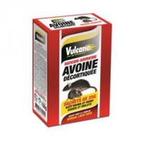 Raticide VULCANO Avoine Décortiquée (25g) boite 150g