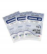 Détergent désodorisant DUOSOL 2D - Dosette