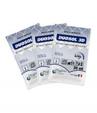 Détergent Désodorisant Désinfectant DUOSOL 3D - Dosette