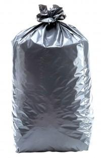 Sacs poubelle PEHD - 130L- 200 unités