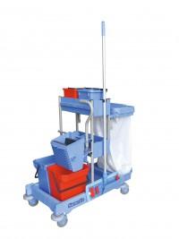 Chariot de lavage Compact SCB1415 - NUMATIC