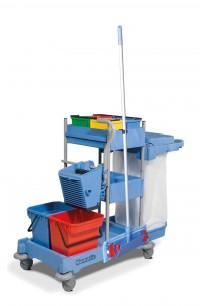Chariot de lavage Compact SCB1705 - NUMATIC