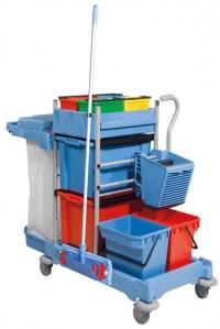 Chariot de lavage Compact SCB1706 - NUMATIC