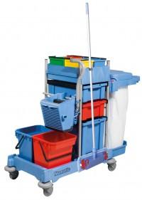 Chariot de lavage Compact SCB1707 - NUMATIC