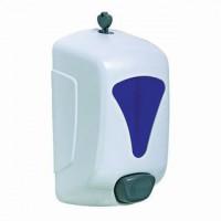 Distributeur de Savon - 0.900L ABS Blanc