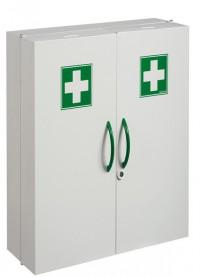 Armoire à phramacie Clinix - ROSSIGNOL - 2 portes