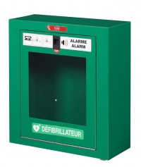 Boitier defibrillateur Clinix - ROSSIGNOL