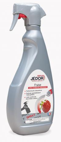 Spray d'ambiance surodorant JEDOR - 500ml