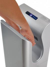 Sèche-mains automatique AERY PRESTIGE - ROSSIGNOL - 1850W - Gris métallisé
