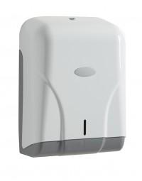 Distributeur essuie-mains plié - ABS BLANC -  OLEANE  - ROSSIGNOL