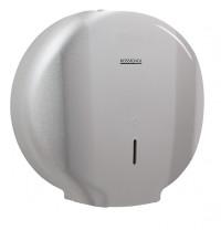 Distributeur Papier Hygiénique 400M LENSEA ABS GRIS - ROSSIGNOL