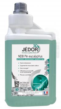 Détergent Désinfectant Désodorisant - JEDOR NDB 3D - 1L
