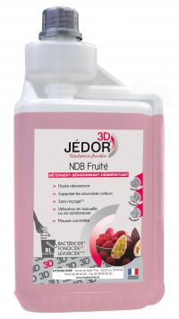 Détergent Désinfectant Désodorisant JEDOR NDB 3D - 1L