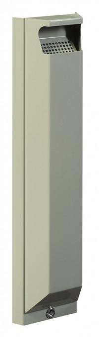 Cendrier ARKEA mural - ROSSIGNOL - avec serrure