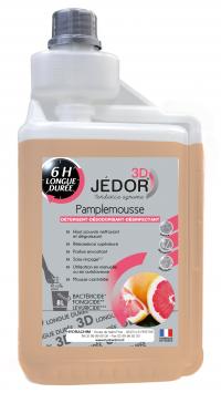 Détergent Désinfectant Désodorisant JEDOR 3D LONGUE DUREE 1 Litres