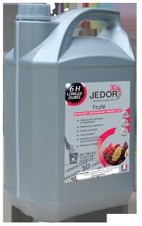 Détergent Désinfectant Désodorisant JEDOR 3D Longue durée - 5L