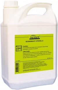 Désodorisant Citronelle - SENET - 5L