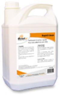 Nettoyant Sols ECLADOR Rapid'clean - 5 L