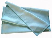 Torchon Vaisselle Micro-Fibres vert 40 x 75 cm - DE WITTE