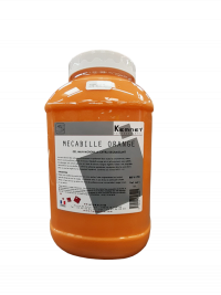 Mécabille orange en gel - HYDRACHIM - 5L