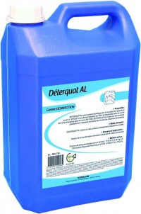 Désinfectant Deterquat AL - HYDRACHIM - 5L