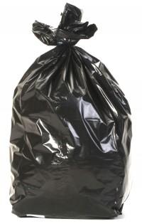 Sacs poubelle PEBD - 170L - 100 unités