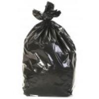 Sacs poubelles 160L - 55 microns - 100 unités