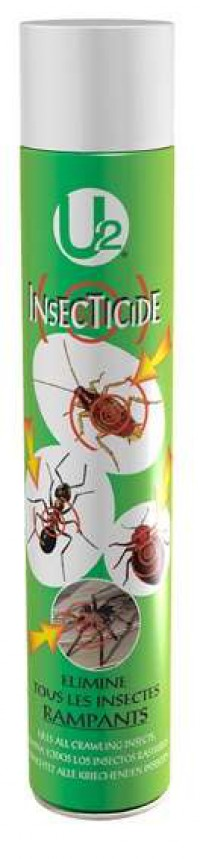 Insecticide Rampants BBE - 750 ML