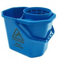 Seau pro 12 litres bleu - ICA