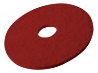 Disque d'entretien Méthode Spray - Rouge - Disques LMT - LAMATEX
