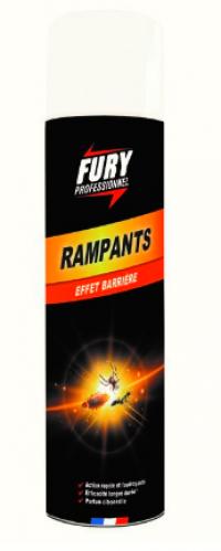 FURY - Élimine Tous rampants - 400ML