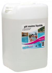 Produit PH moins liquide - HYDRAPRO - 25L