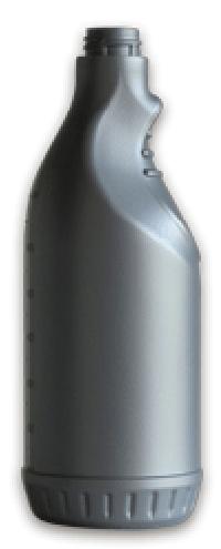 Bouteille Polyéthylène graduée 750 ml gris - DE WITTE