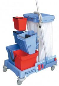 Chariot de lavage Compact SCB1405 - NUMATIC