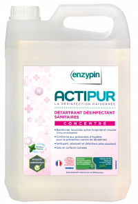 Détartrant désinfectant sanitaires concentré 5l-ACTIPUR