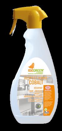 Nettoyant dégraissant Cobalt Four Friteuse Insert - IDEGREEN RESPECT'HOME - HYDRACHIM - 750ml