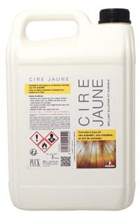Cire liquide jaune - PUCK - 5L