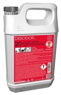 Détergent surodorant DESODOR 2D 5L - U2 Parfum Bonbon - SICO