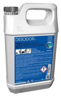 Détergent Surodorant DESODOR 2D 5L - Marine SICO