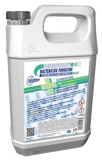Détergent désinfectant surodorant Citronnelle 3D KING - 5L